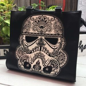 Pre owned loungefly Star Wars purse
